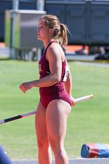 2017_TNR_F2602 (Knox Triathlon Dude) Tags: 2017 trackandfield polevault woman women female varsity college university briefs bunhuggers sports fitness athlete pole vault field usa tn