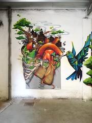 Gosh (Capras Crew) Tags: capras caprascrew antwerpen europa graffiti italy napoli neverdie nofake original truecaprasneverdie world ak aerosolking 2017 gosh explore