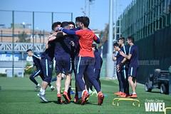 DSC_0415 (VAVEL España (www.vavel.com)) Tags: fcb barcelona barça filial masia cantera previa entreno fútbol football futebol soccer blaugrana