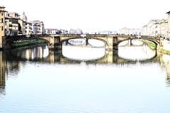 Sull'Arno (AnnaPaola54) Tags: firenze arno fiume riflessi gennaio enrica ponti hdr 52frames week4 challenge somethingnew