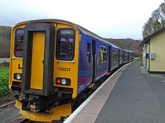 150233 (Conner Nolan) Tags: 150233 class150 looe firstgreatwestern fgw