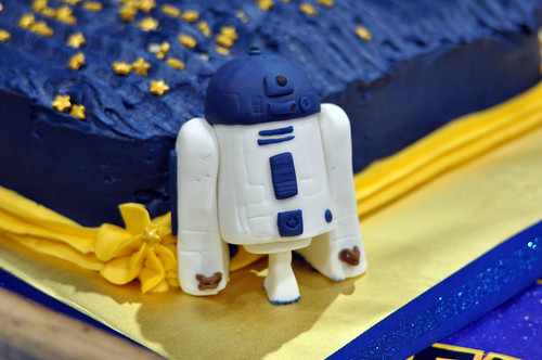 Astounding Cub Scouts Blue Gold Ceremony Star Wars Cake 11 A Photo On Funny Birthday Cards Online Aboleapandamsfinfo