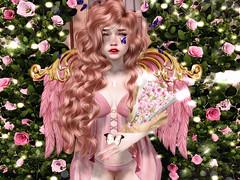 ♥♥♥ (ღ ღ[[J E SSIE ]] ღ ღ) Tags: decoy gacha thearcade pretty maitreya catwa girl pose post secondlife cute sl rose sintiklia ersch