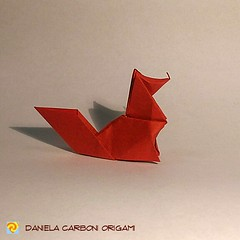 """Senza nome - 2"" Modello creato il 30/12/2018. Secondo abbozzo. -------------------------------------------- ""Unnamed - 2"" Model created on 30/12/2018. Second draft.  #origami #cartapiegata #paperfolding #papiroflexia  #paper #paperart #createdandfolded # (Nocciola_) Tags: paperart cartapiegata createdandfolded papiroflexia paperfolding originaldesign danielacarboniorigami paper origami"