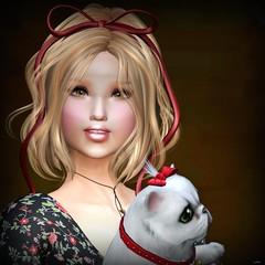 ♥ (♛Lolita♔Model-Blogger) Tags: lolitaparagorn laq skinfair2019 bento blog blogger beauty blogs bodymesh avatar palegirdproduction