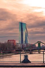 05-Francfort Mars 2019 - la tour de la Banque Centrale Européenne (paspog) Tags: francfort frankfurt allemagne germay deutschland mars march märz 2019 main tourdelabce bce ecb banquecentraleeuropéenne