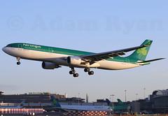 EI-GCF - Aer Lingus A330-300 (✈ Adam_Ryan ✈) Tags: dub eidw dublinairport 2019 dublinairport2019 airbusboeing eigcf eiedy aerlingus a330300 newlivery newcolours newscheme aerlingusnewlivery