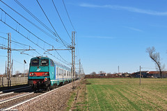 TI npBD. Grisignano di Zocco (Ivan Furlanis) Tags: treno train zug ferrovia bahn eisenbahn rail railway railroad italia italy italien veneto