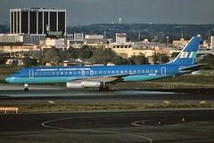 N810BN BRANIFF INTERNATIONAL DC-8-62 at KLAX (GeorgeM757) Tags: n810bn dc862 klax lax mcdonnelldouglas aircraft aviation airport georgem757 predigital braniffinternational sedbf