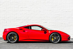 2018 Ferrari 488 GTB 7 (Luxury Cars Los Gatos) Tags: ferrari 488 ferrari488 rossocorsa