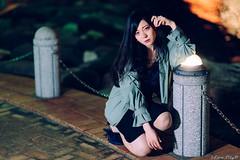 Amane Takase (iLoveLilyD) Tags: 2018 portrait emount fujifortiasp ilce7rm3 屋外 85mm vscofilm04 sony mirrorless gmlens felens ilovelilyd 合同大撮 f14 夜の合同大撮 fullframe sel85f14gm gm α primelens gmaster a7r3 α7riii tokyo japan 東京都 日本 jp