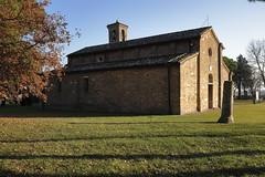 546201812ePISIGNANO00015 (GIALLO1963) Tags: ngc culture art pisignano europe italy romagna cervia church architecture romanic