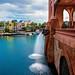Atlantis Marina Water Fountains