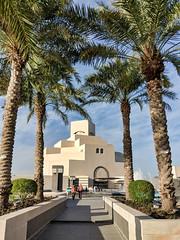 Museum of Islamic Art - Doha, Qatar (fisherbray) Tags: fisherbray qatar stateofqatar دولةقطر dawlatqatar addawhah addawha addōḥa doha الدوحة google pixel2 museumofislamicart متحفالفنالإسلامي museum mia