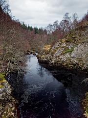 Scotland (martin_swatton) Tags: scotland uk water river trees rocks sky highlands olympus omd em1 mkii mzuiko 1240 28 pro cpl polariser whitebridge olympus1240mmf28