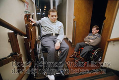 Disabled Access 2 (hoffman) Tags: health access disability handicap labor stairs wheelchair work davidhoffman wwwhoffmanphotoscom london