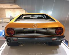 MB C111 II (seanavigatorsson) Tags: mercedesbenzmuseum mercedesstuttgart automobile autos cars classiccars mercedes c111 111 record speed speedrecord