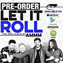 #Repost @ammmofficial: Preorders are now available! We're getting close, y'all. . . . #ammm #letitroll @zmyersofficial @zackmack513 @jrmooremusic @clydeacorn . . Link: http://hyperurl.co/LetItRollPreorder (AllenMackMyersMooreNation) Tags: allen mack myers moore ammm