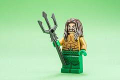 Aquaman (Sun Sheng Chin) Tags: lego legography legoinlife minifigures dcsuperhero aquaman