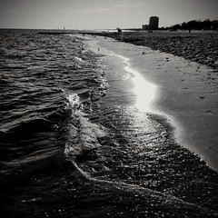 First wave of the season (ivanovandrei) Tags: beach gulfport mexicangulf spring waves ocean