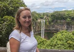 Chamarel Waterfall, Mauritius / Водопад Шамарель, Маврикий (dmilokt) Tags: природа nature пейзаж landscape река river водопад waterfall dmilokt портрет portrait