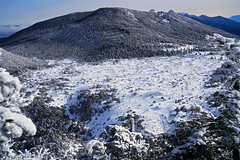 Snowy plain, Mt. Kitayokodake 1 (@yoshiki) Tags: winter snow mountain plain landscape japan sky cloud