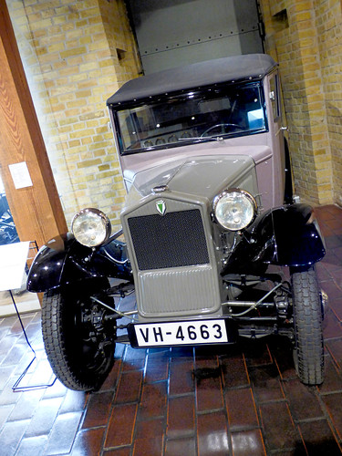 Spandau - Regional Museum - DKW Front