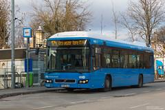 PHG-648 (Adamkings14) Tags: phg648 volvo 7705h hybrid hibrid bkv bkk budapest cinkota 174es busz