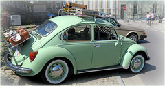 VW Coccinelle, Aux Rétrofolies 2018 de Spa, Belgium (claude lina) Tags: claudelina belgium belgique belgië spa auto cars oldcar rétrofolies vw volkswagencoccinelle