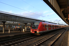 DB 422 548 te Oberhausen HBF (vos.nathan) Tags: db deutsche bahn br 422 baureihe oberhausen hbf hauptbahnhof 548