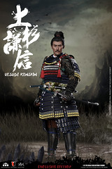 COOMODEL 20190120 CM-SE044 Uesufi Kenshin 上杉谦信 Deluxe - 08 (Lord Dragon 龍王爺) Tags: 16scale 12inscale onesixthscale actionfigure doll hot toys coomodel samurai