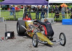 Life's a Drag... (Harleynik Rides Again.) Tags: v8 dragster engine car harleynikridesagain