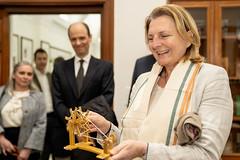 Außenministerin Karin Kneissl auf Südasienreise (in Indien)