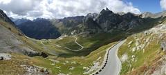 Col du Grand Saint-Bernard-5 (European Roads) Tags: col du grand saintbernard italy switzerland colle delle gran san bernardo alps