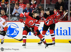 NJ Devils vs Calgary Flames (doublegsportsimages) Tags: nj devils new jersey ice hockey nhl 2019 prudential center calgary flames catalina
