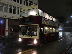 Wigan Beer Festival 2019 shuttle buses -Karl's (eastlancsleopard) Tags: metrobus mcw f810ylv 0810 merseybus