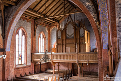 Kirche / Church Dömitz (NinjaAndi) Tags: canon eos6d deutschland germany landscape meklenburgvorpommern dömitz festung elbe kirche church