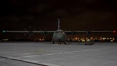 BDF05193 (Bryn Floyd) Tags: raf nightshoot night northolt helicopters helo hercules c130 aftedark longexposure