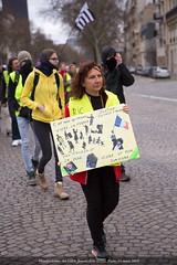 Manifestation-des-Gilets-Jaunes-Acte-XVIII-Paris-16-mars-2019 (0015) © Olivier Roberjot (Olivier R) Tags: gilet jaunes jaune giletsjaunes giletjaune paris fouquets champselysées etoile mouvementssociaux justice justicesociale contestation manifestation manifestationdesgiletsjaunes paris16mars 16mars2019 vest yellow vests star socialmovements socialjustice protest demonstration demonstrationofyellowvests 16march2019 macron castaner