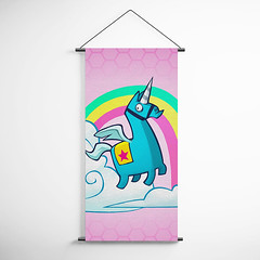 Fortnite 65 LLama Art Decorative Banner Flag for Gamers (gamewallart) Tags: background banner billboard blank business concept concrete design empty gallery marketing mock mockup poster template up wall vertical canvas white blue hanging clear display media sign commercial publicity board advertising space message wood texture textured material wallpaper abstract grunge pattern nobody panel structure surface textur print row ad interior