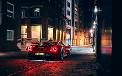 Shmee GT. (Alex Penfold) Tags: red ford gt london 2019 supercars super car cars autos alex penfold shmee