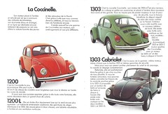 1973 Coccinelle (Hugo-90) Tags: 1973 vw volkswagen 1200 1303 coccinelle kafer beetle super