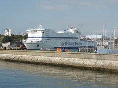 MV Armorique (andreboeni) Tags: merchantvessel mv armorique brittanyferries carferry ship ferry millbay plymouth