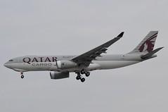 A7-AFY (LIAM J McMANUS - Manchester Airport Photostream) Tags: a7afy qatarairwayscargo qatarairways qatar qr qtr airbus a330 a332 332 airbusa330 airbusa330200 freighter man egcc manchester