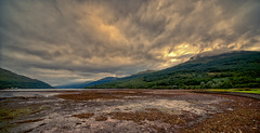 Ebb at Loch Long. (Alex-de-Haas) Tags: adobe argyllandbute arrochar aurorahdr aurorahdr2019 bergen blackstone cowal d850 gb greatbritain hdr irix irix11mm irixblackstone lightroom lochlong nikon nikond850 schotland scotland skylum uk unitedkingdom berg cloud clouds lake landscape landschaft landschap loch lucht meer mountain mountains sea sealoch skies sky summer water wolk wolken zee zomer