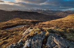 Last Light (jasty78) Tags: beinnachrulaiste sun sunset gold golden goldenhour landscape light glow hill mountain winter glencoe scotland nikond810 1635mm 22mm nikkor1635mm nikkor1635mmf4