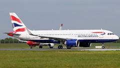 G-TTNF (Ken Meegan) Tags: gttnf airbusa320251n 8408 britishairways dublin 942019 airbusa320 airbus a320251n a320