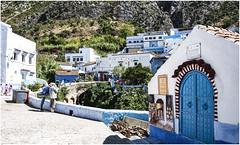 549- OTRO RINCÓN DE XAUEN (--MARCO POLO--) Tags: ciudades rincones curiosidades exotismo marruecos