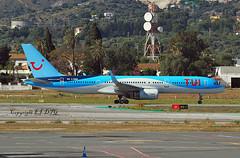 Boeing 757-28A G-OOBB Tui Fly (EI-DTG) Tags: malagaairport agp 04apr2019 goobb b757 boeing757 tuifly