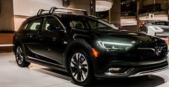 2019 Buick Regal TourX (Victor Dvorak) Tags: gm generalmotors buick regal tourx wagon luxury gmworld vehicle automobiles autoshow detroit michigan nikon d300s 20mmf28d